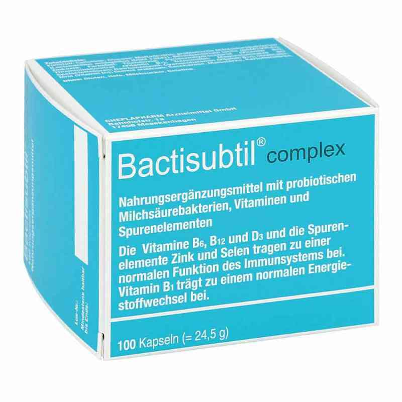 Bactisubtil Complex Kapseln  bei Apotheke.de bestellen