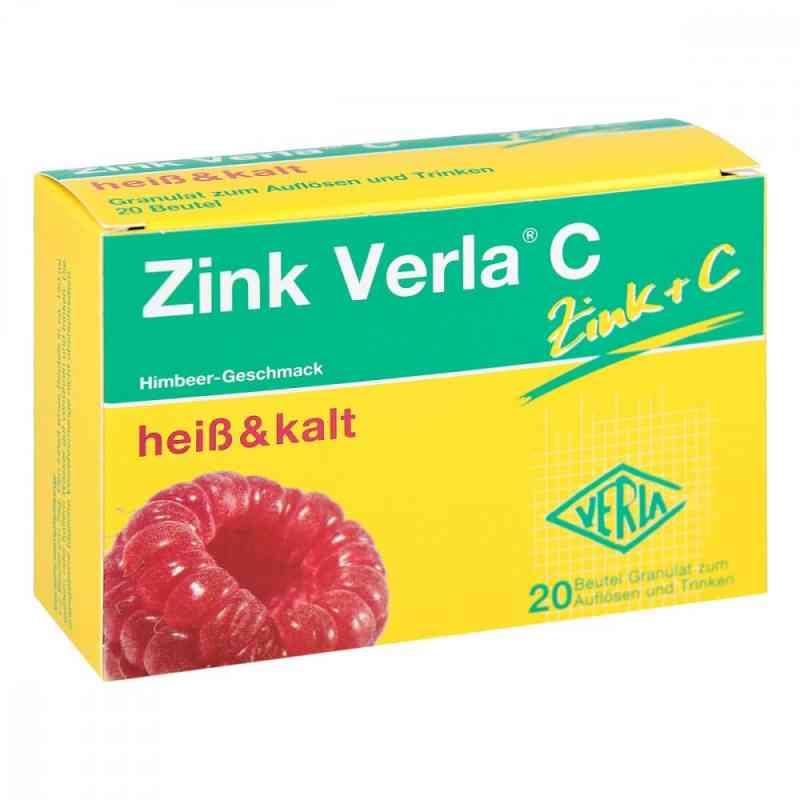 Zink Verla C Granulat  bei Apotheke.de bestellen