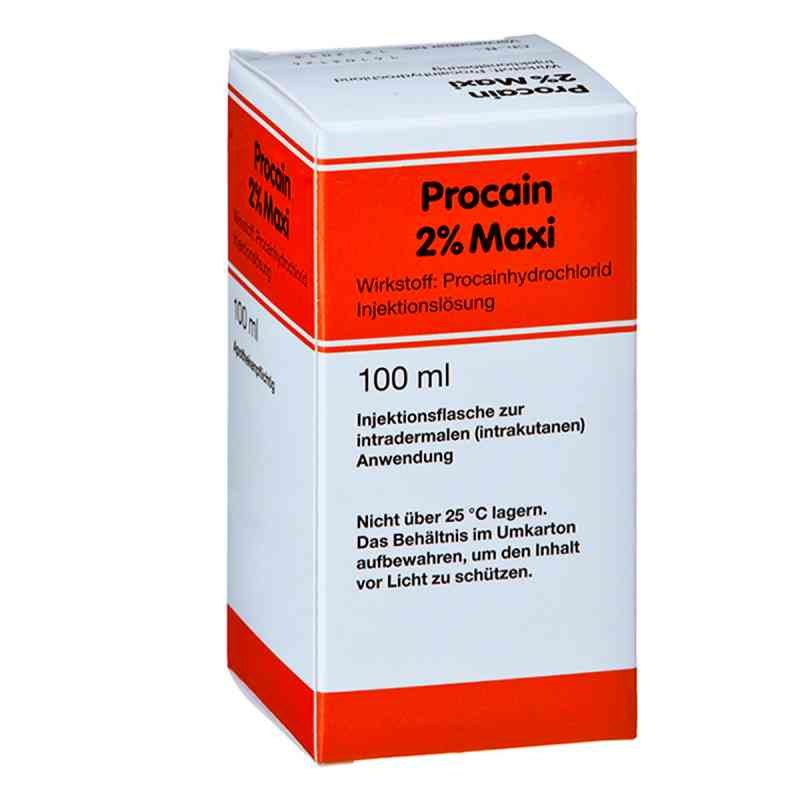 Procain Röwo 2% Maxi Injektionsflaschen  bei Apotheke.de bestellen