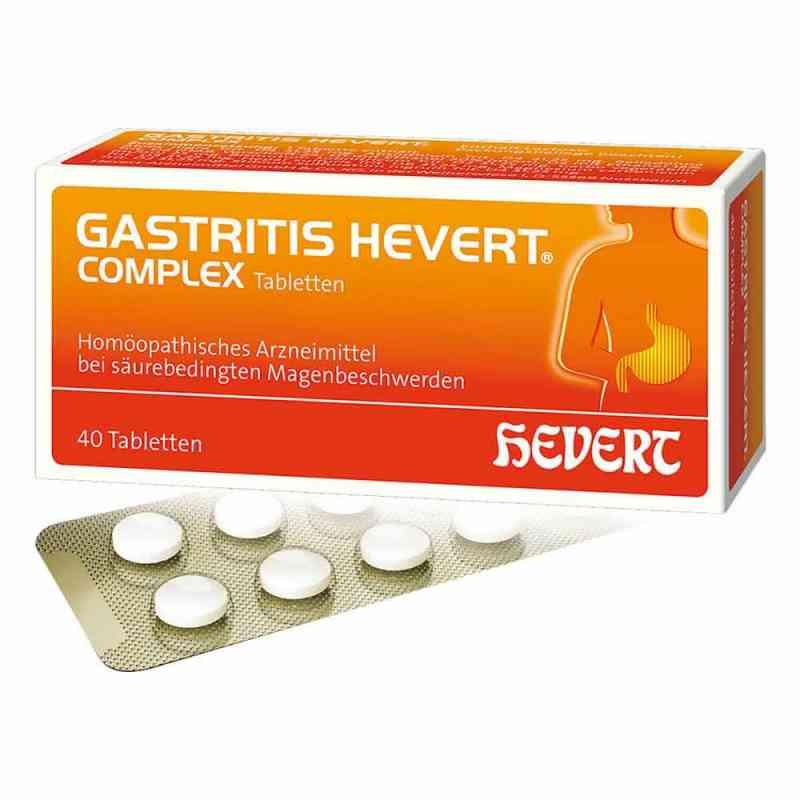 Gastritis Hevert Complex Tabletten  bei Apotheke.de bestellen