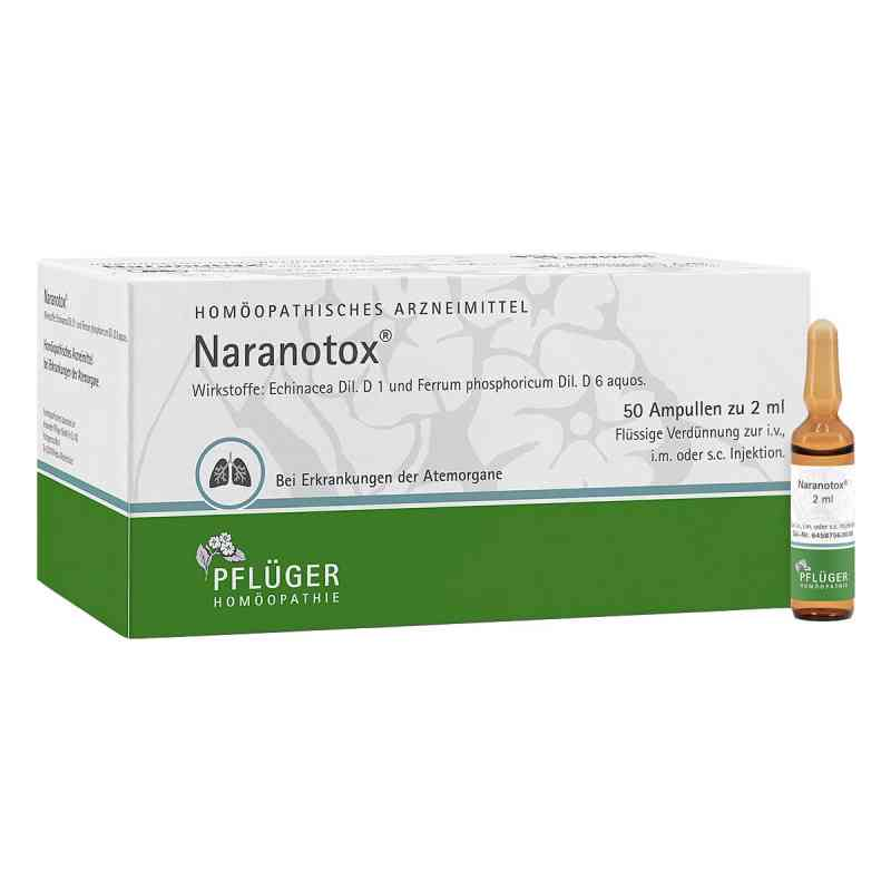Naranotox Ampullen  bei Apotheke.de bestellen