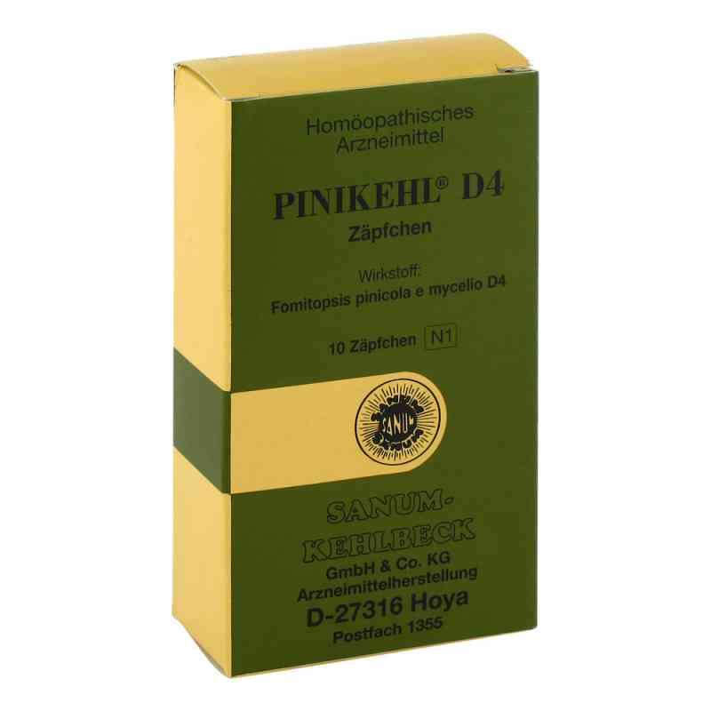 Pinikehl Suppositorium  D 4  bei Apotheke.de bestellen