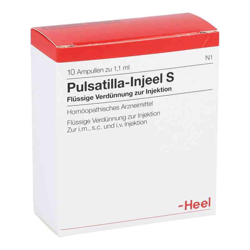 Pulsatilla Injeel S Ampullen  bei Apotheke.de bestellen
