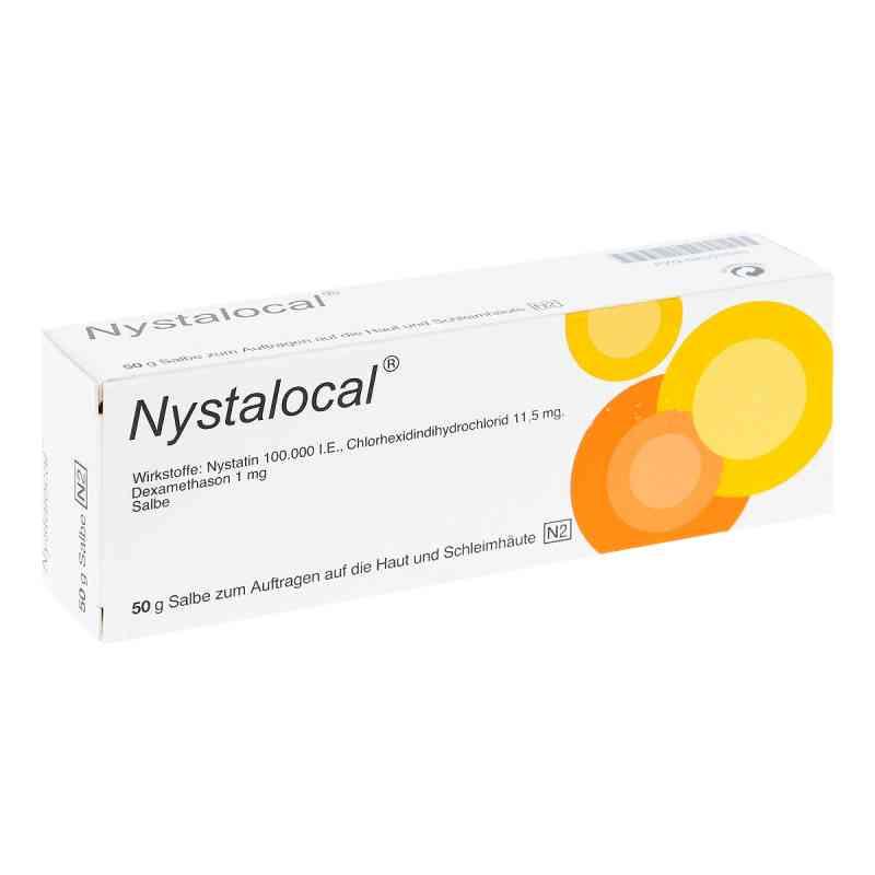 Nystalocal Salbe 50 g bei Ihrer günstigen Online Apotheke