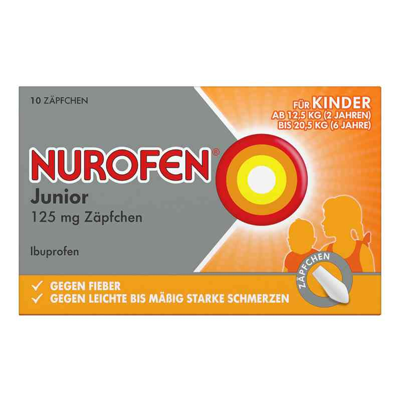 Nurofen Junior 125mg  bei Apotheke.de bestellen