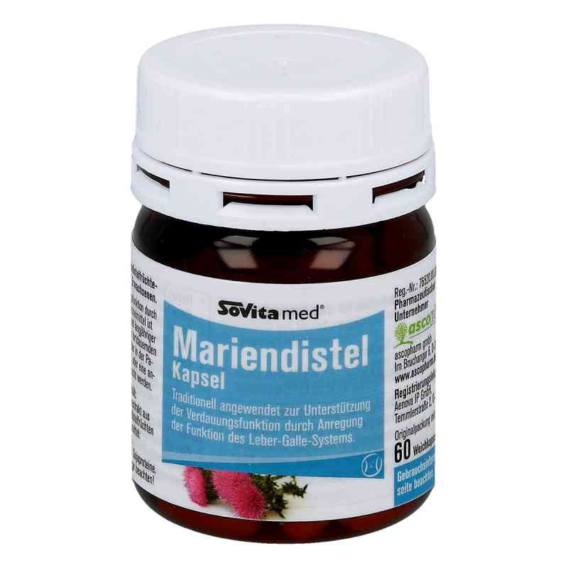 Mariendistel Leberschutz  bei Apotheke.de bestellen