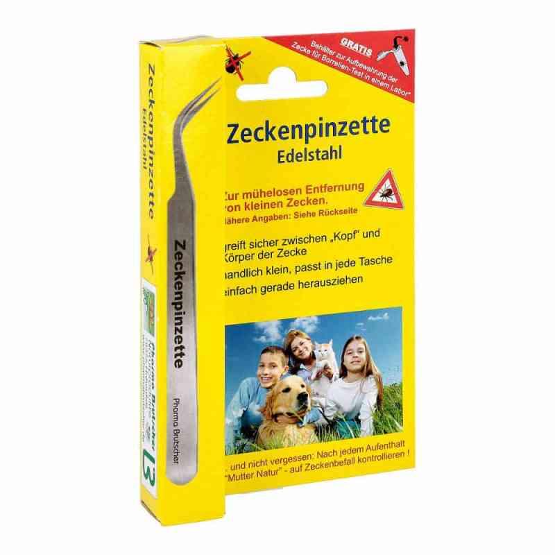 Zeckenpinzette Chirurgenstahl  bei Apotheke.de bestellen