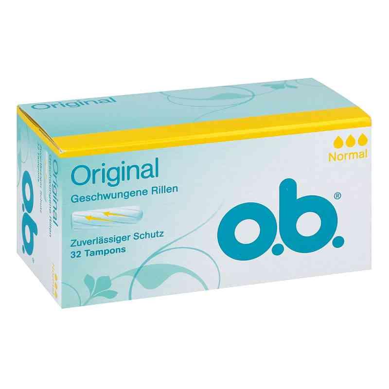 O.b. Tampons normal  bei Apotheke.de bestellen