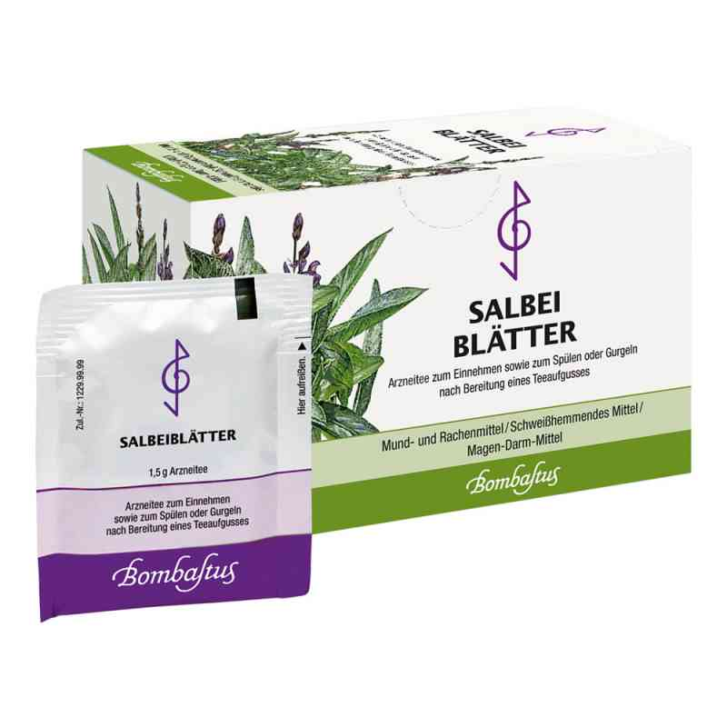Salbeiblätter Tee Filterbeutel  bei Apotheke.de bestellen