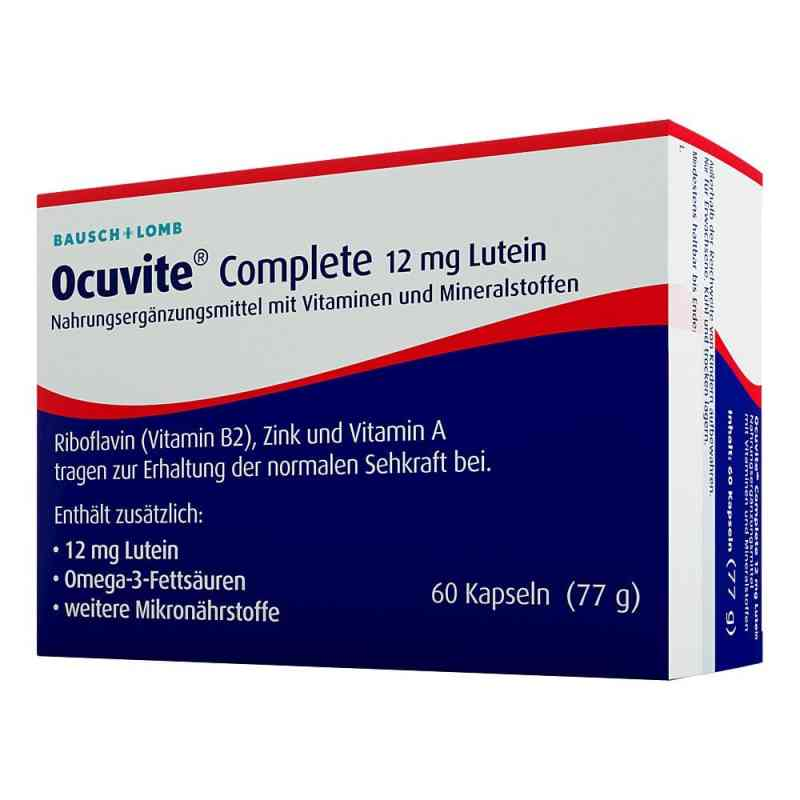 Ocuvite Complete 12 mg Lutein Kapseln  bei Apotheke.de bestellen