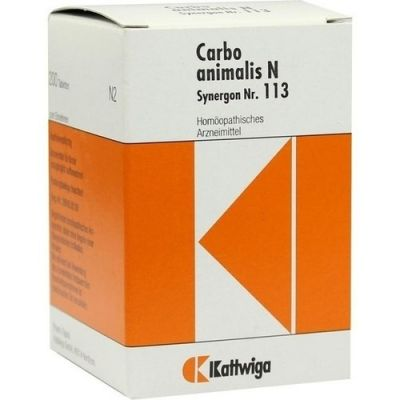 Synergon 113 Carbo animalis N Tabletten  bei Apotheke.de bestellen