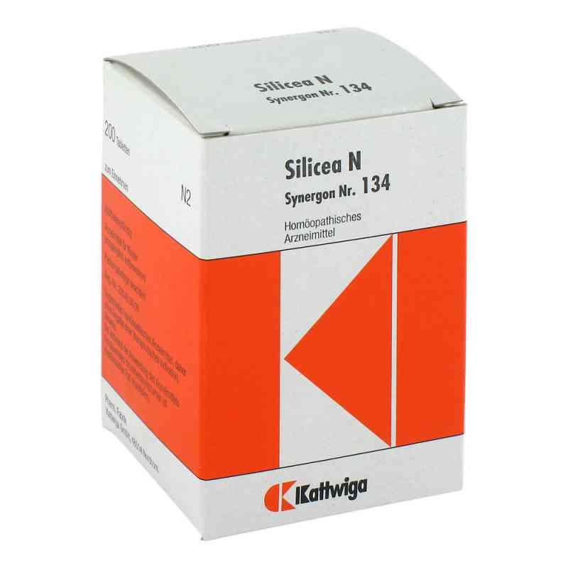 Synergon 134 Silicea N Tabletten  bei Apotheke.de bestellen