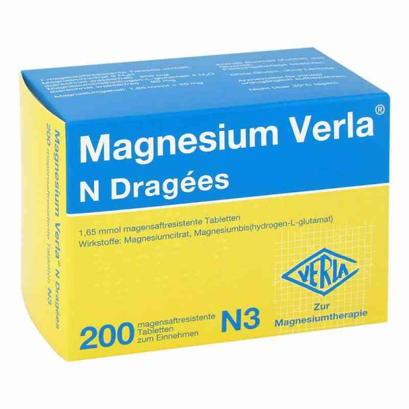 Magnesium Verla N Dragees  bei Apotheke.de bestellen