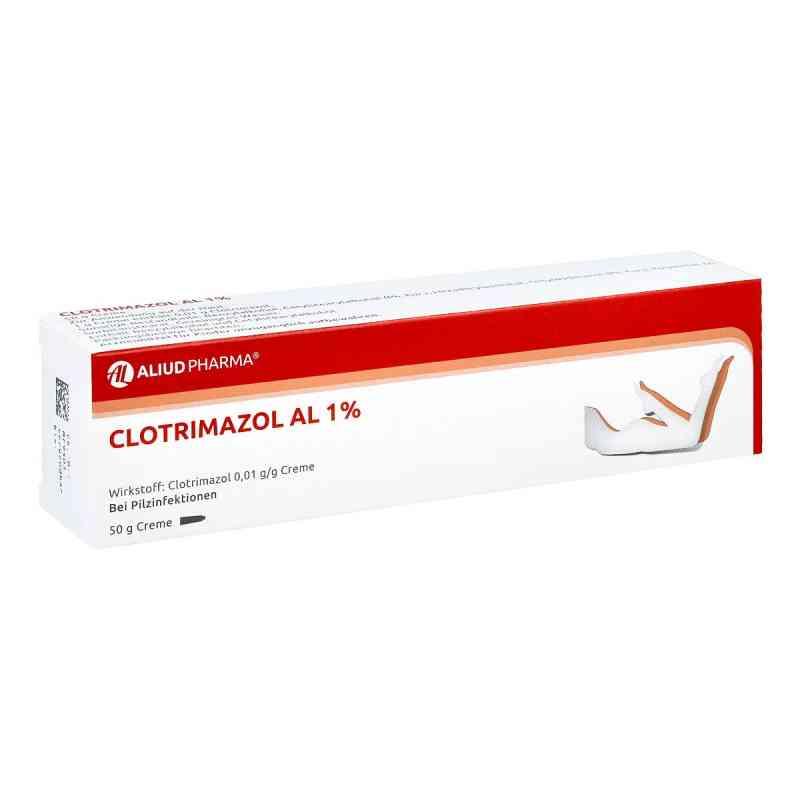 Clotrimazol AL 1%  bei Apotheke.de bestellen