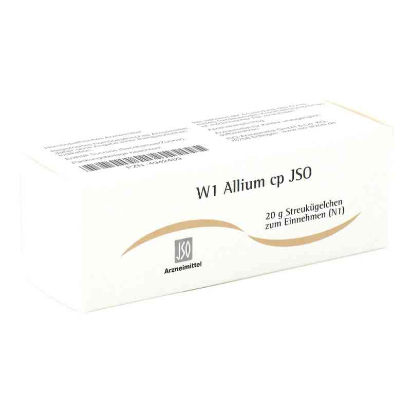 Jso Jkh Darmmittel W 1 Allium cp Globuli  bei Apotheke.de bestellen