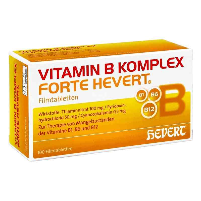 Vitamin B Komplex forte Hevert Tabletten  bei Apotheke.de bestellen