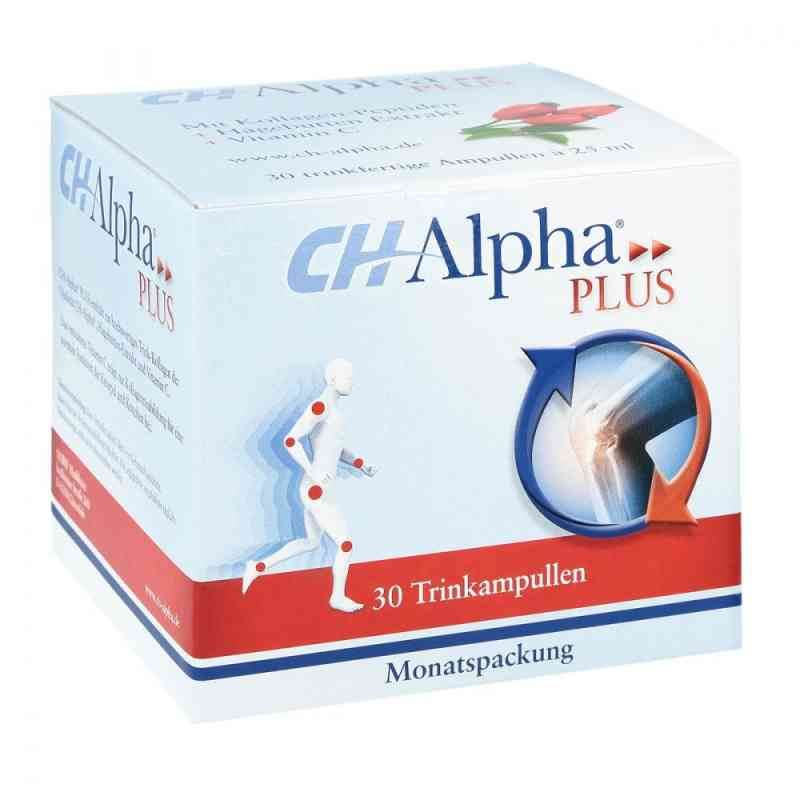 Ch Alpha Plus Trinkampullen  bei Apotheke.de bestellen