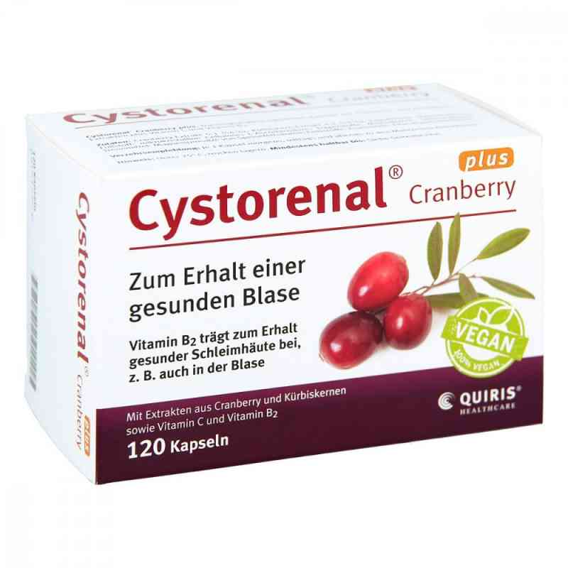 Cystorenal Cranberry plus Kapseln  bei Apotheke.de bestellen