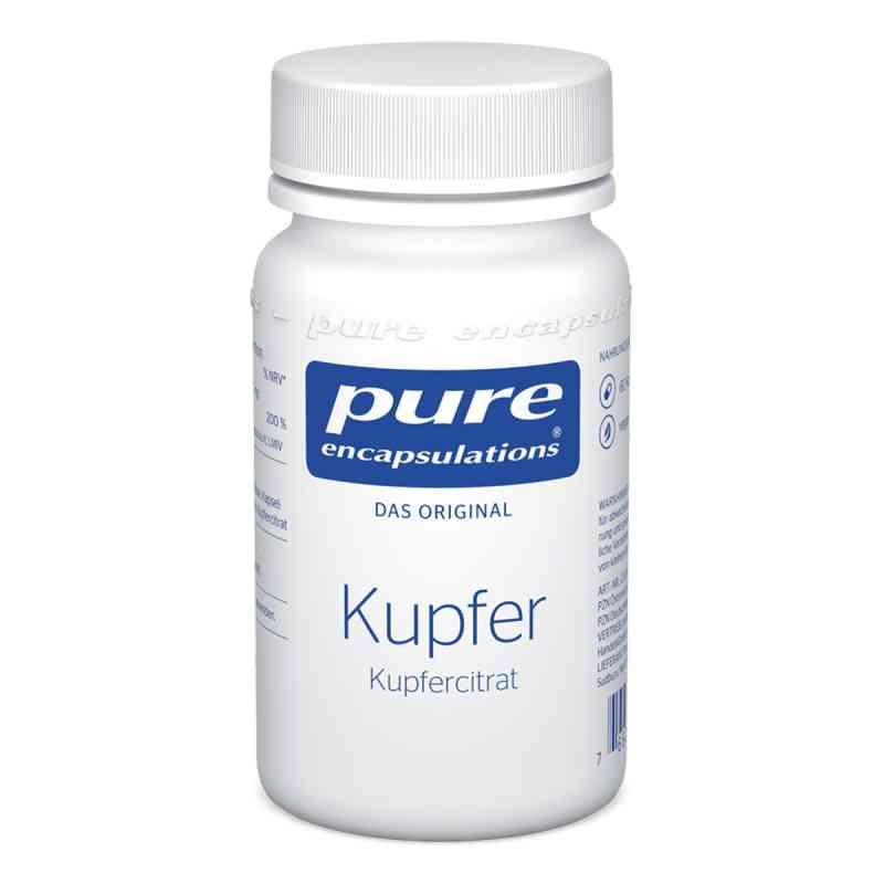 Pure Encapsulations Kupfer Kupfercitrat Kapseln  bei Apotheke.de bestellen