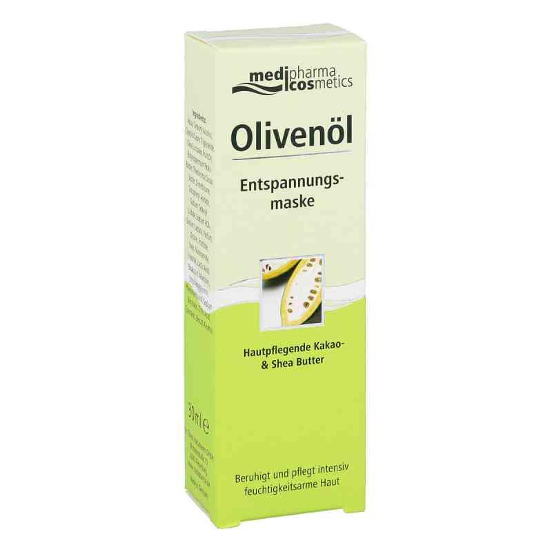 Olivenöl Entspannungsmaske  bei Apotheke.de bestellen