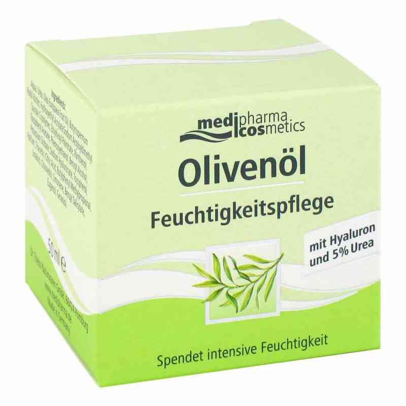 Olivenöl Feuchtigkeitspflege Creme  bei Apotheke.de bestellen