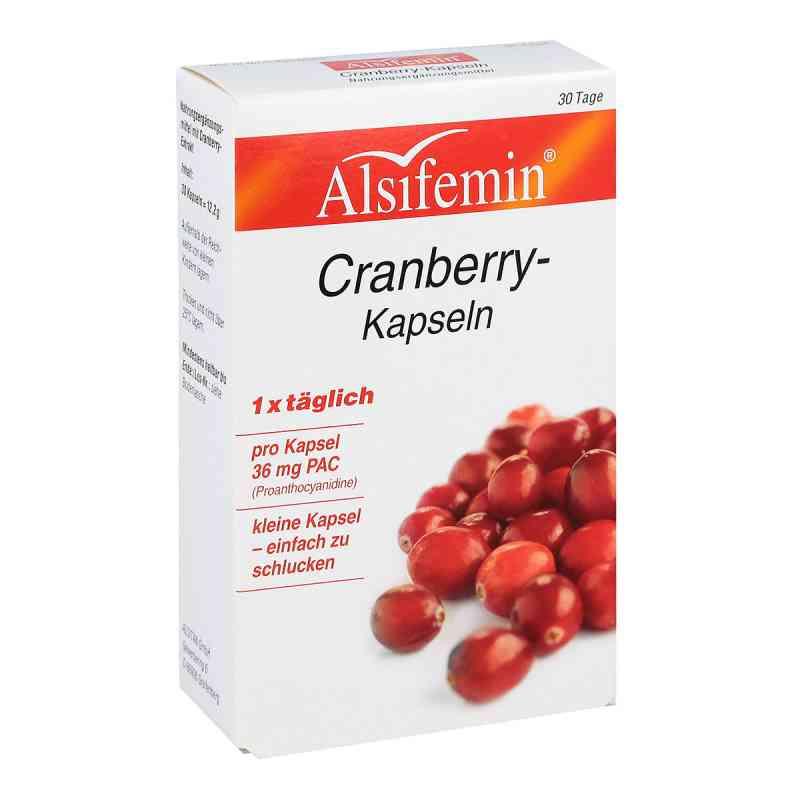 Cranberry 36 mg Pac Alsifemin Kapseln  bei Apotheke.de bestellen
