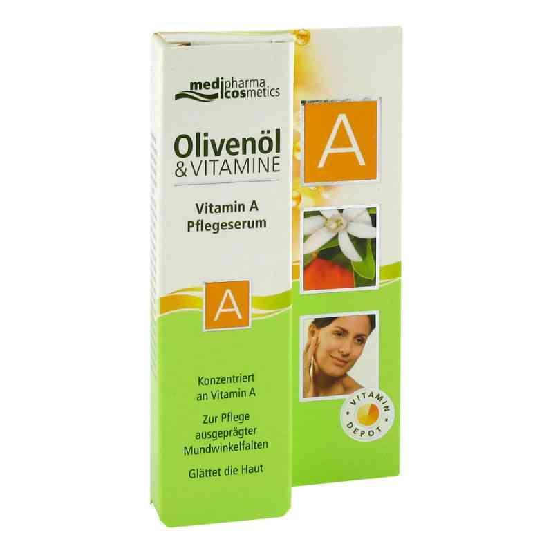 Olivenöl & Vitamin A Pflegeserum  bei Apotheke.de bestellen