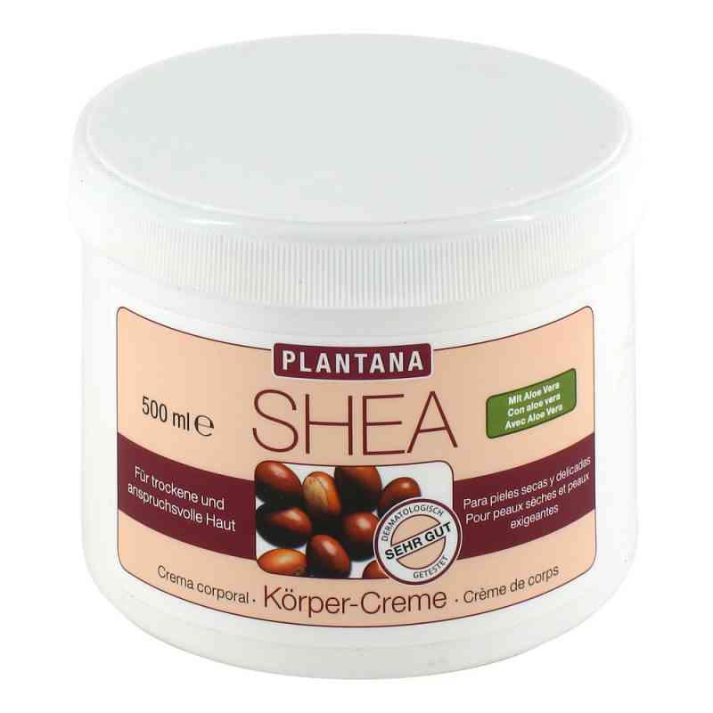 Plantana Shea Butter Körper Creme  bei Apotheke.de bestellen