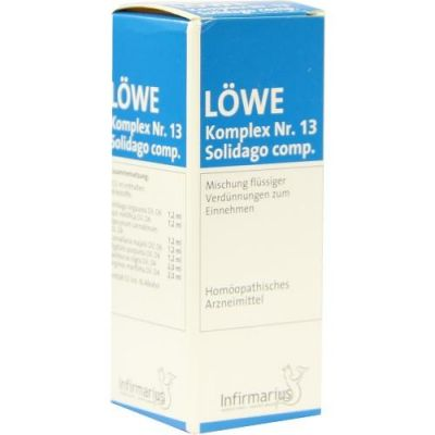 Löwe Komplex Nummer 1 3 Solidago compositus Tropfen  bei Apotheke.de bestellen
