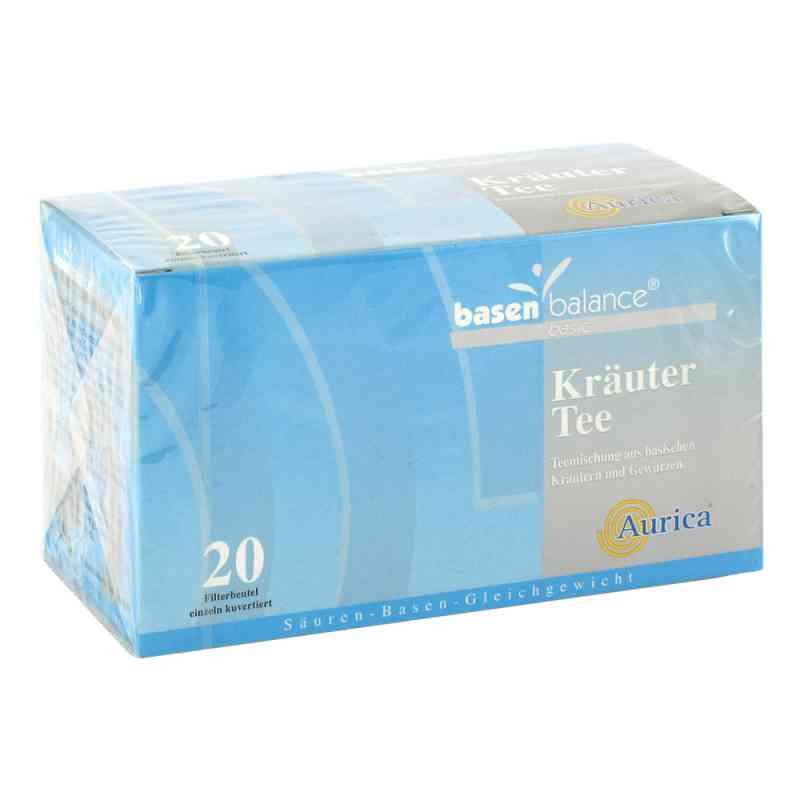 Basenbalance Kräutertee Filterbeutel  bei Apotheke.de bestellen