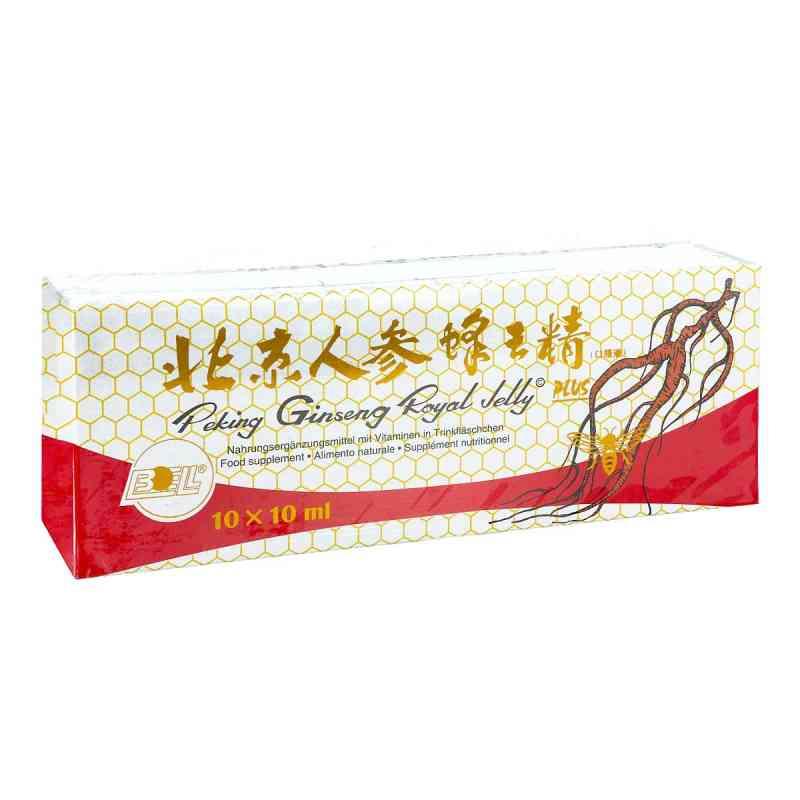 Peking Ginseng Royal Jelly Plus Trinkampullen  bei Apotheke.de bestellen