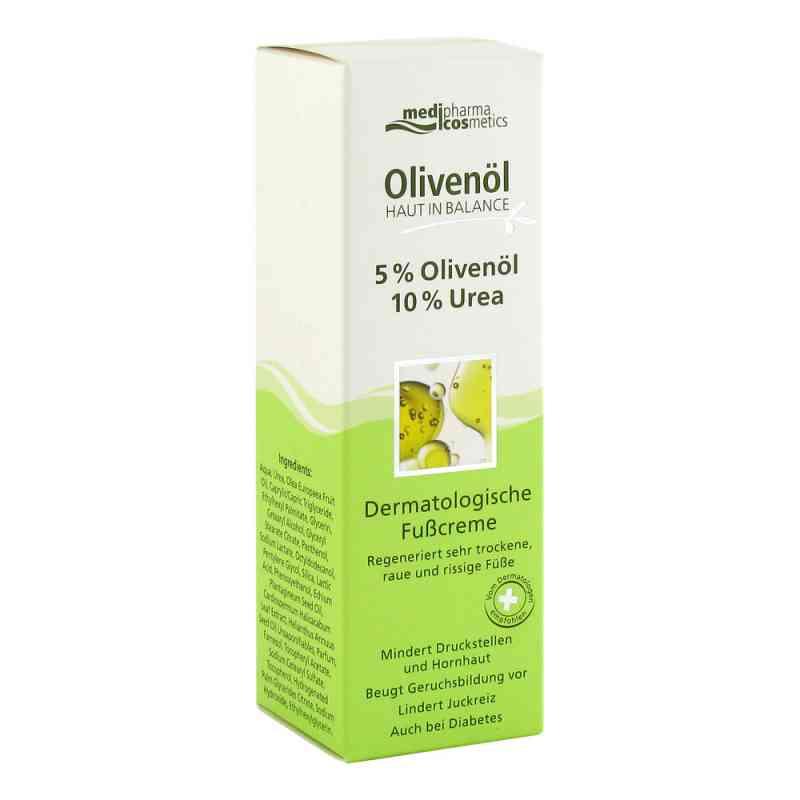 Haut In Balance Olivenöl Fusscr.5%oliven.10%urea  bei Apotheke.de bestellen