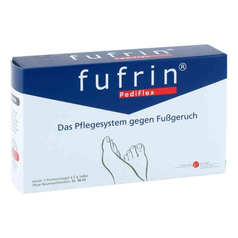 Fufrin Pediflex Pflegesyst.socke+salbe Größe 38 -42  bei Apotheke.de bestellen