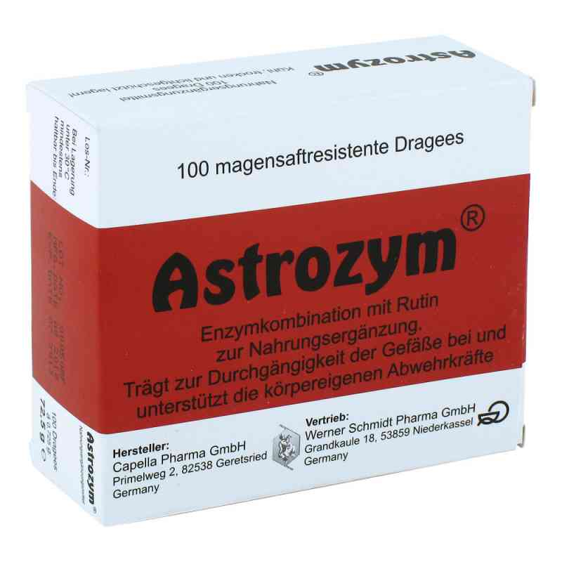 Astrozym überzogene Tabletten  bei Apotheke.de bestellen