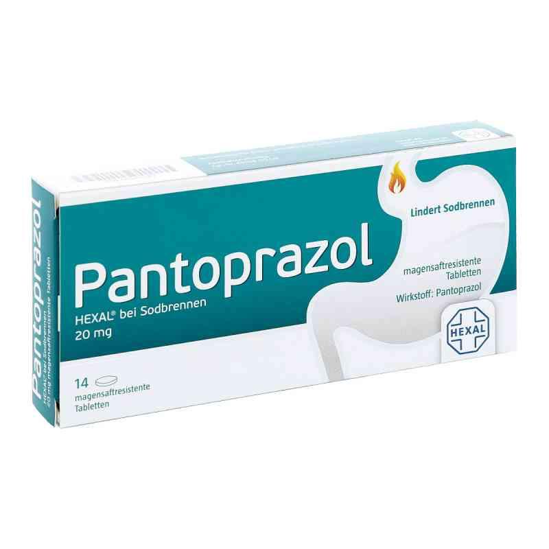 Pantoprazol HEXAL bei Sodbrennen 20mg  bei Apotheke.de bestellen