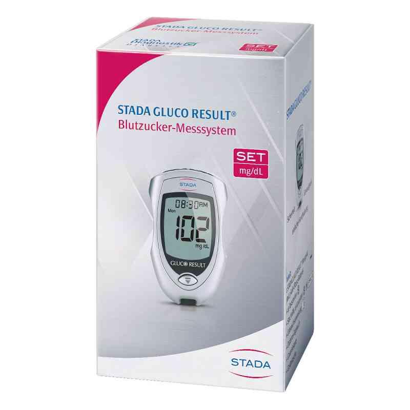 Stada Gluco Result Blutzuckermessgerät mg/dl  bei Apotheke.de bestellen