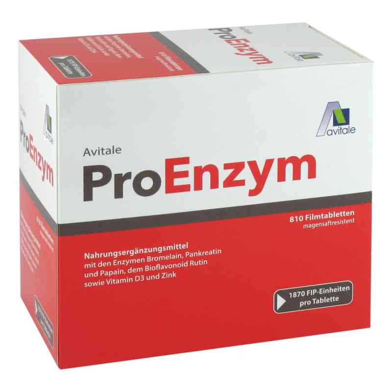 Proenzym magensaftresistente Tabletten  bei Apotheke.de bestellen