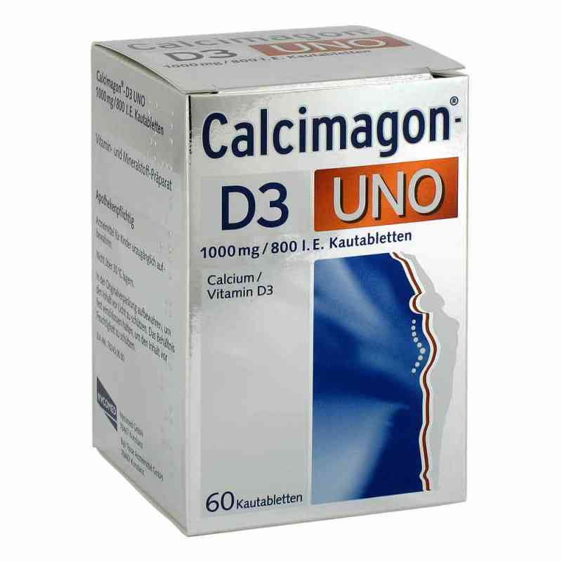 Calcimagon-D3 UNO 1000mg/800 internationale Einheiten  bei Apotheke.de bestellen