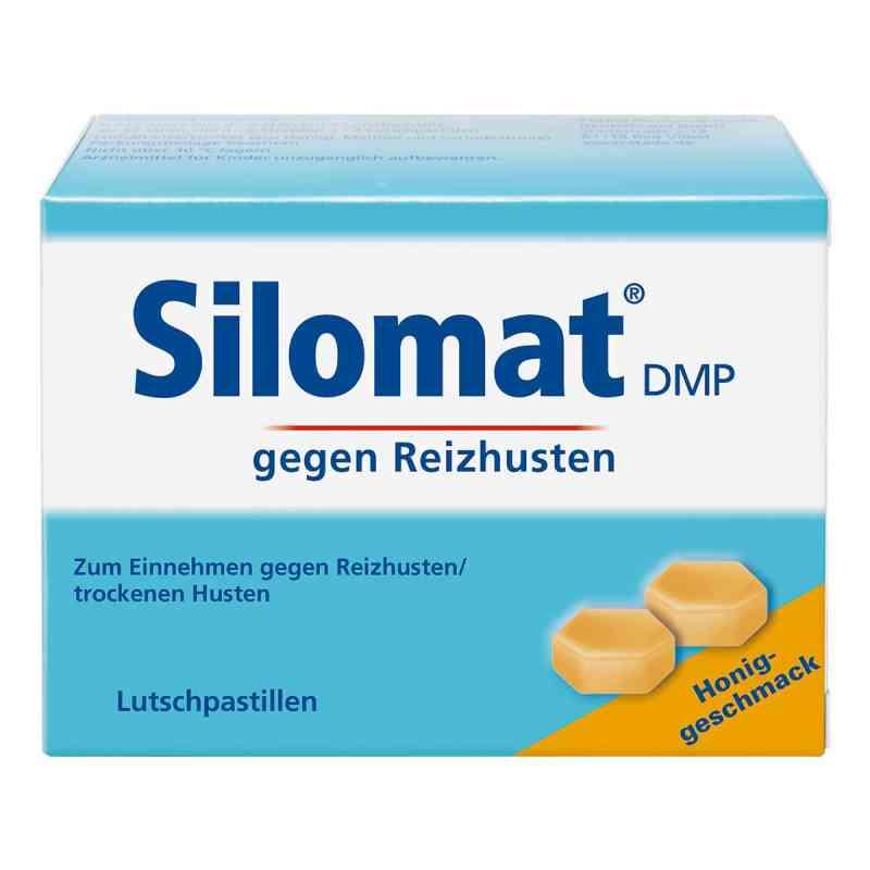 Silomat DMP Lutschpastillen Honig bei trockenem Reizhusten  bei Apotheke.de bestellen
