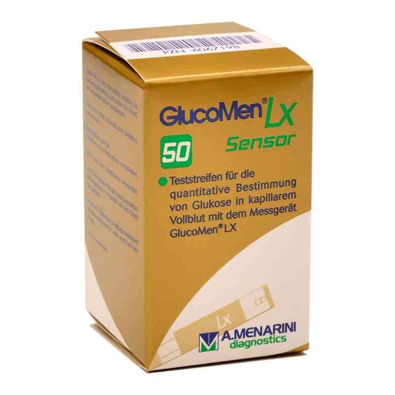 Glucomen Lx Sensor Teststreifen  bei Apotheke.de bestellen