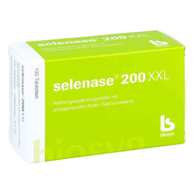 Selenase 200 Xxl Tabletten  bei Apotheke.de bestellen