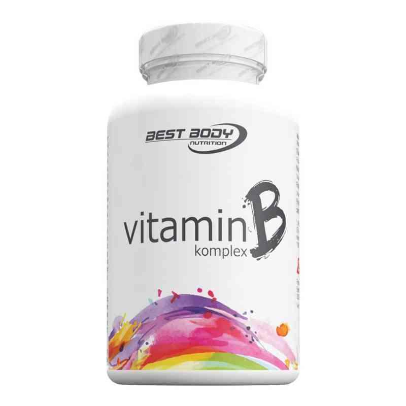 Best Body Nutrition Vitamin B Komplex Kapseln  bei Apotheke.de bestellen