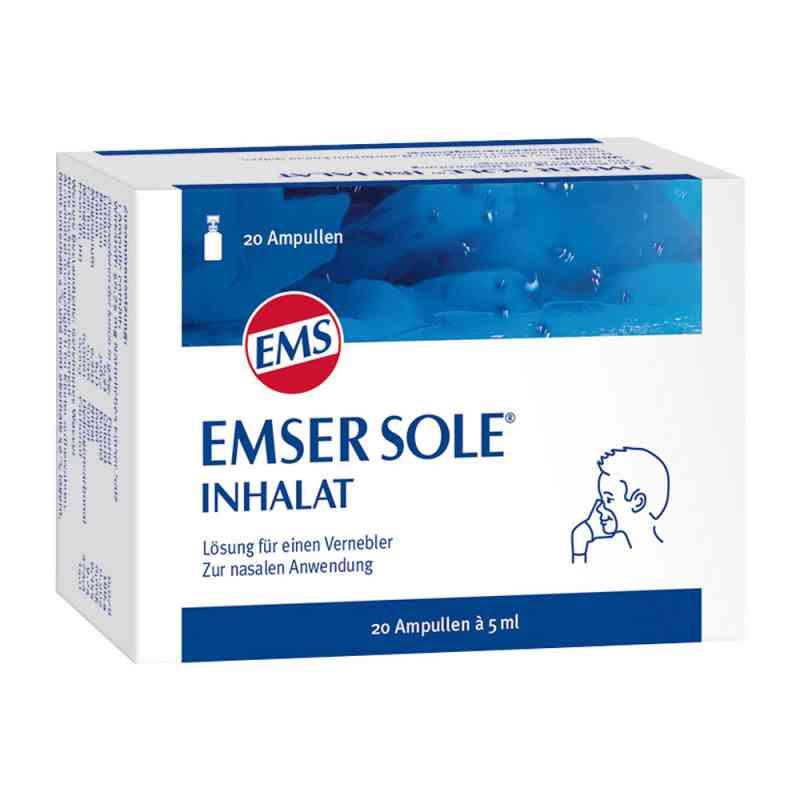 Emser Sole Inhalat Lösung für einen Vernebler  bei Apotheke.de bestellen