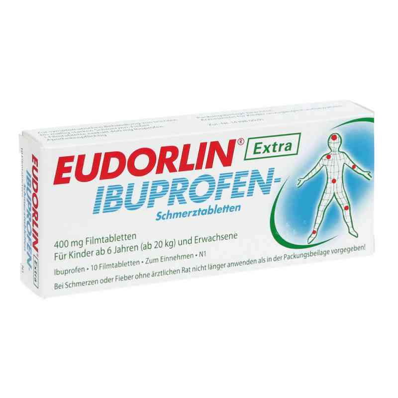 eudorlin extra ibuprofen schmerztabletten 10 stk ihre. Black Bedroom Furniture Sets. Home Design Ideas