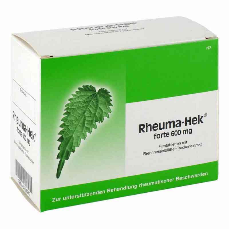 Rheuma-Hek forte 600mg  bei Apotheke.de bestellen