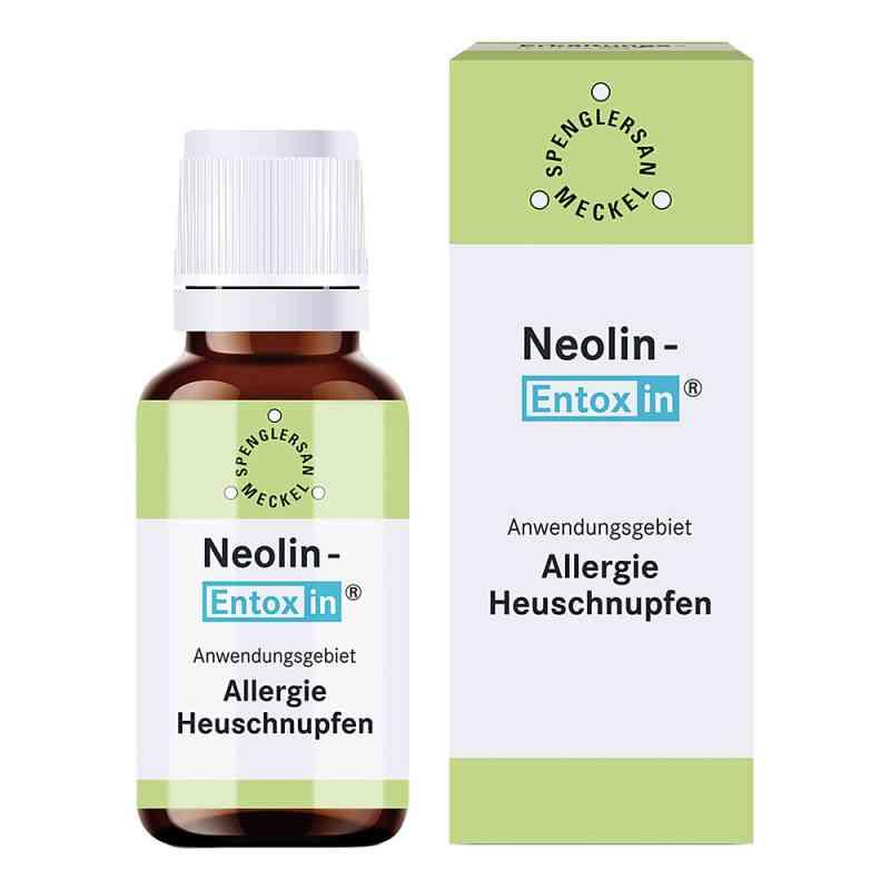 Neolin Entoxin N Tropfen  bei Apotheke.de bestellen
