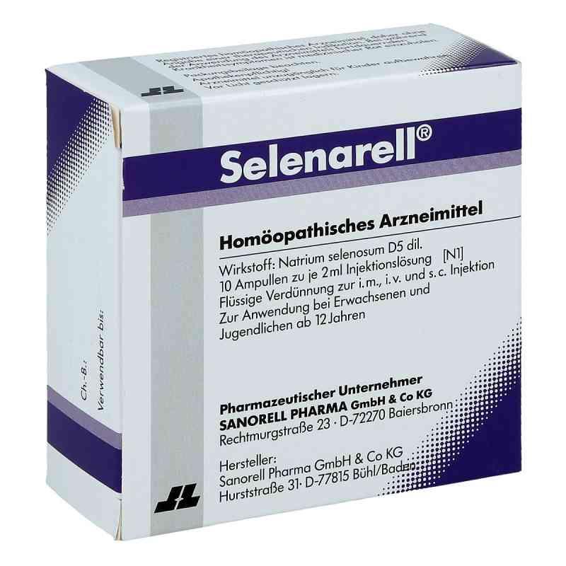 Selenarell Ampullen  bei Apotheke.de bestellen