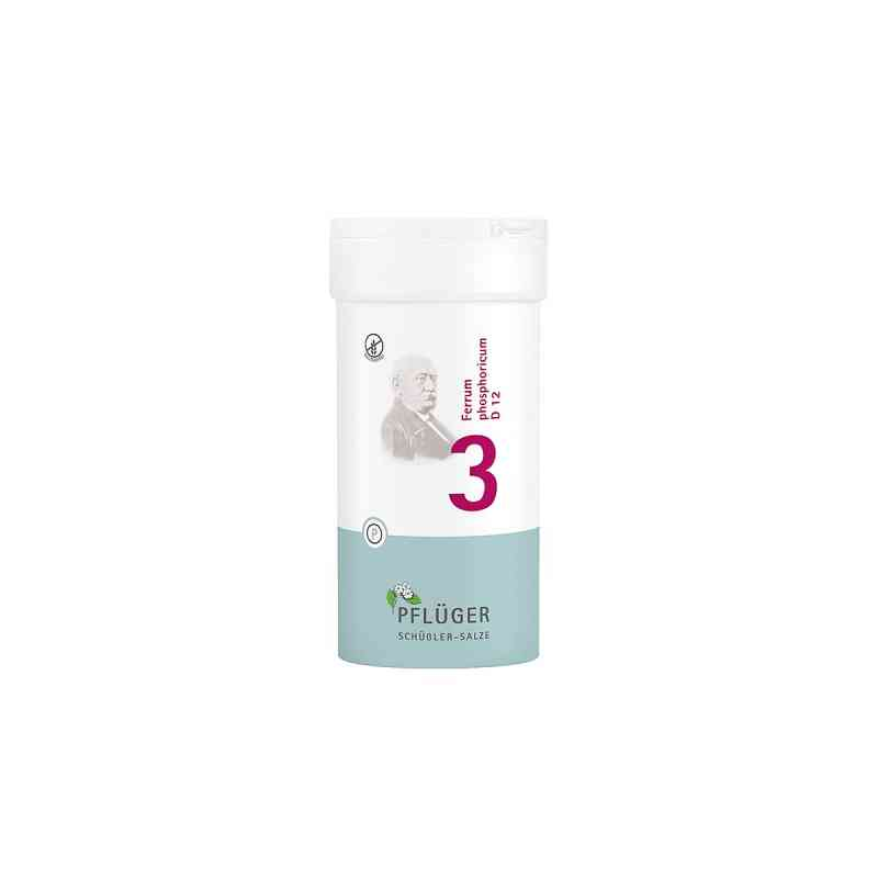 Biochemie Pflüger 3 Ferrum phosphoricum D12 Tabletten  bei Apotheke.de bestellen