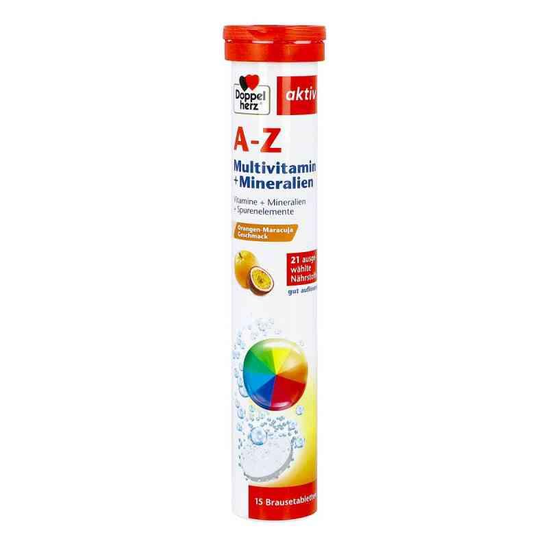 Doppelherz A-z Multivitamin+mineralien Brausetabletten  bei Apotheke.de bestellen