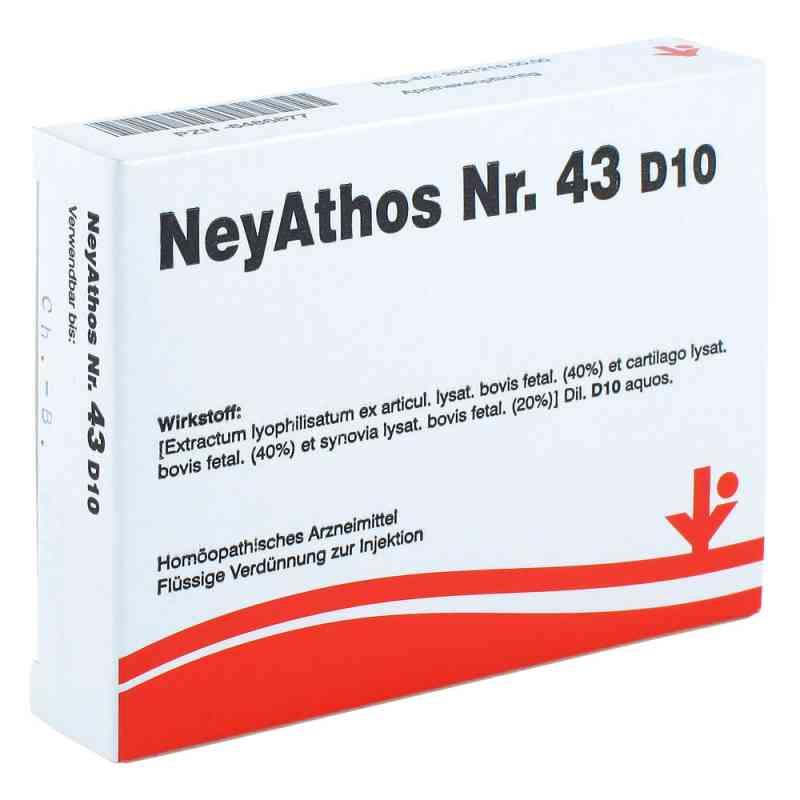 Neyathos Nummer 4 3 D10 Ampullen  bei Apotheke.de bestellen